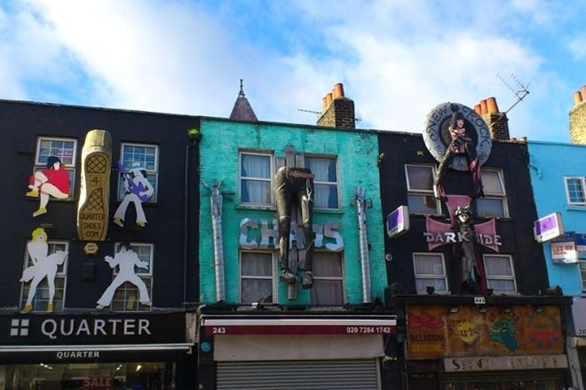In northern London, the Camden district, where the psychiatric and pop british, Amy Winehouse, lived and flourished, will be ...