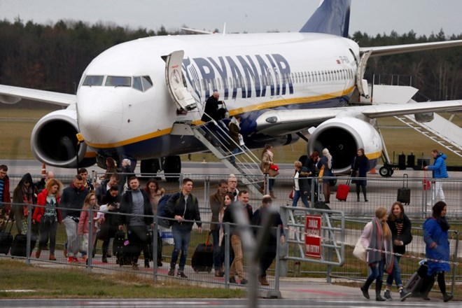 Ryanair warned that the cancellation of the Boeing 737 flight will be canceled.