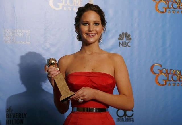 Jennifer Lawrence  (foto: Reuters)