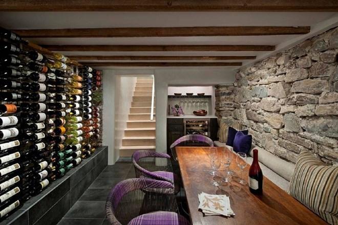 Ljubitelji lahtne kapljice si lahko uredite doma o vinsko - Fotos de bodegas en casas particulares ...