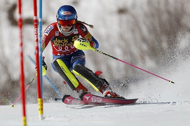 Mikaela Shiffrin (Foto: USA Today/Reuters)