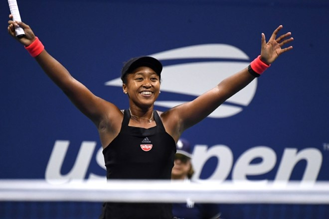 #video Japonski mejniki Naomi Osaka