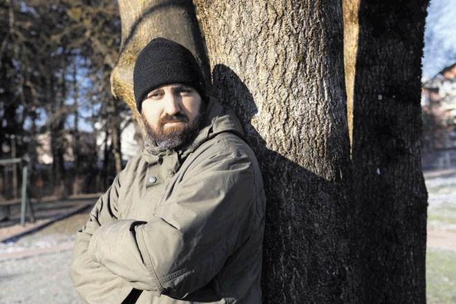 Gašper Krajnc, stripar in ilustrator: Ljudje v mestu so, ne glede na njihovo politično, versko ali kakšno drugo naravnanost,...