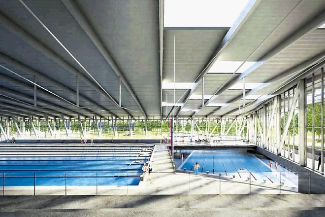 Ključna pridobitev projekta obnove kopališča Ilirija je gradnja pokritega olimpijskega bazen, ki ga v prestolnici trenutno...