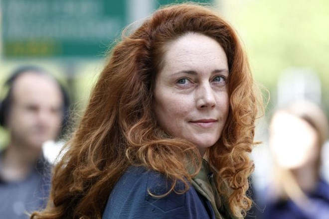 Rebekah Brooks.