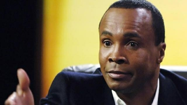 Sugar Ray Leonard. (foto: Reuters)