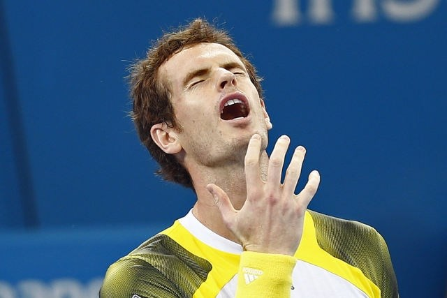 Andy Murray. (foto: Reuters)