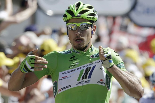 Peter Sagan (Foto: Reuters)