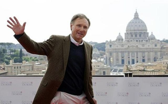 Dan Brown (foto: Reuters)