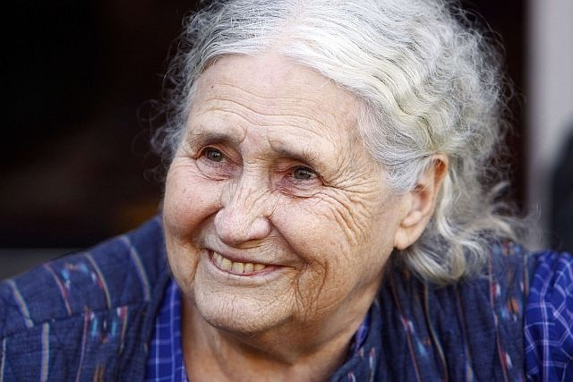Doris Lessing (foto: Reuters)