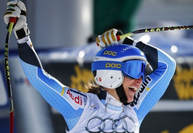 Tina Weirather (Foto: Reuters)