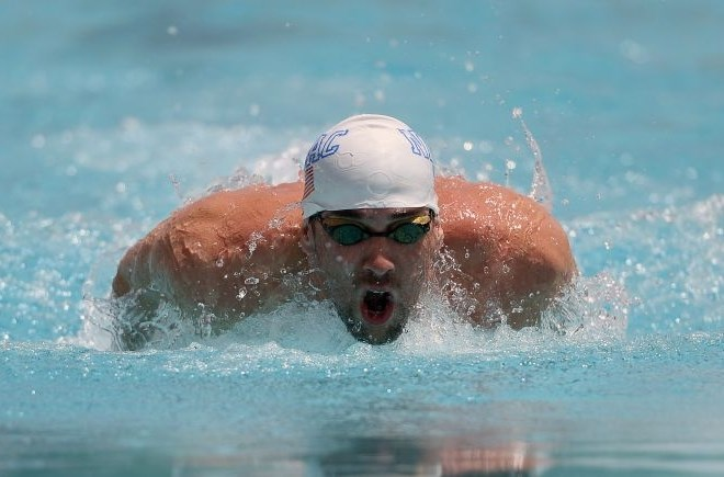 Michael Phelps Reuters
