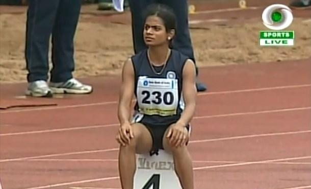 Dutee Chand (foto: Youtube)