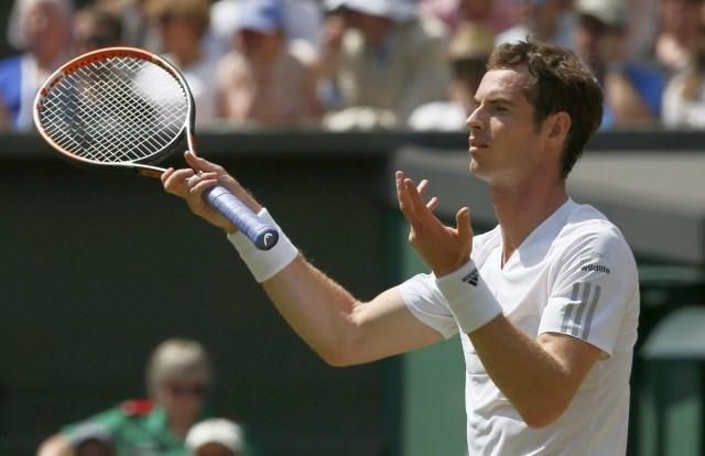 Andy Murray (Foto: Reuters)