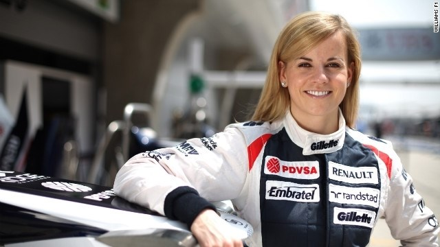 Susie Wolff (Foto: Williams)