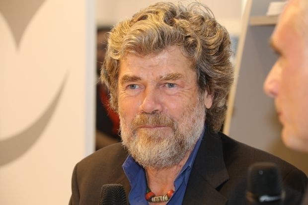 Reinhold Messner  Wikimedia Commons
