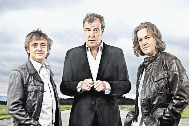 Richard Hammond, Jeremy Clarkson  in James May so dobili po osem milijonov evrov.