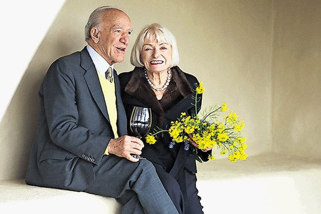 Margrit in Robert Mondavi