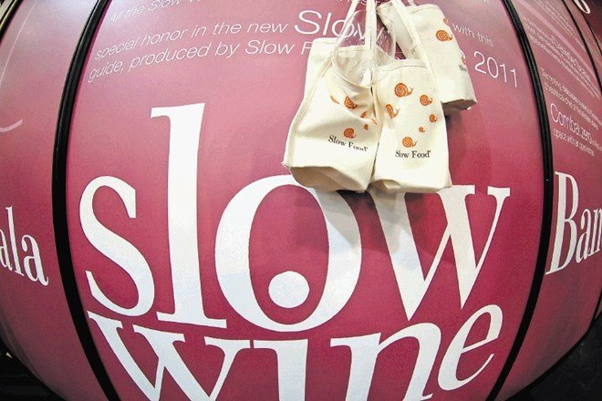 Slow Wine je sestrski projekt Slow Food.