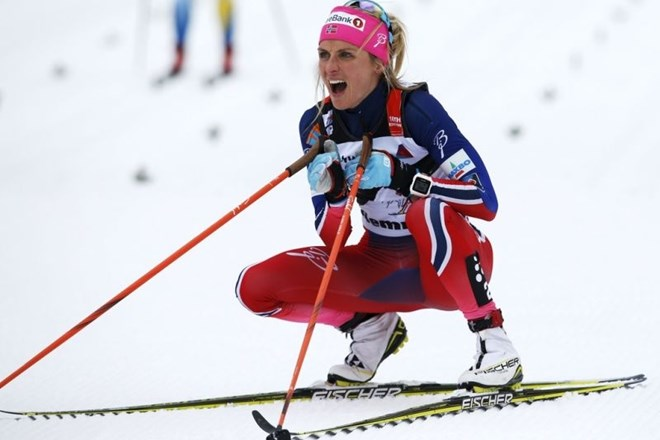 Therese Johaug (Foto: Reuters)
