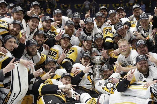 Pittsburgh Penguins ubranili naslov v ligi NHL