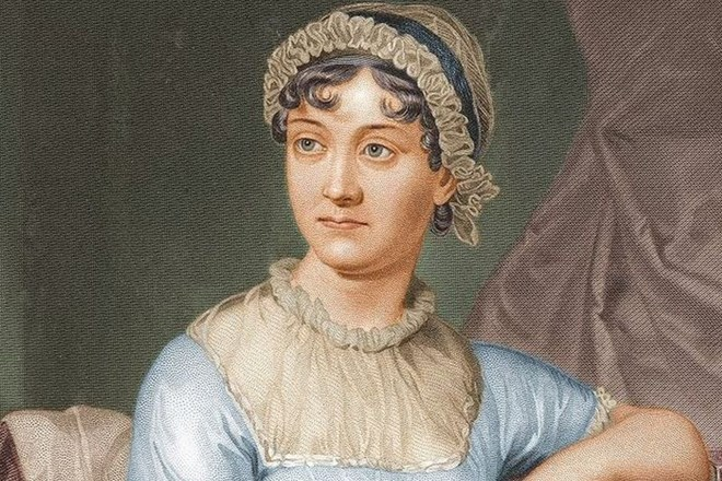 Jane Austen je s svojimi romani kazala, da so ženske prav tako ...