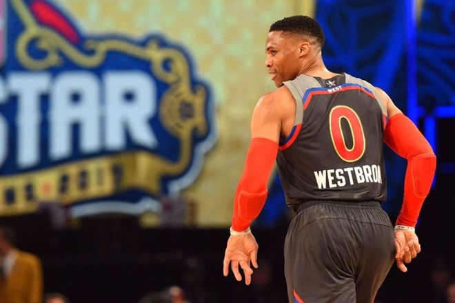 Russell Westbrook (Foto: USA Today Sports)