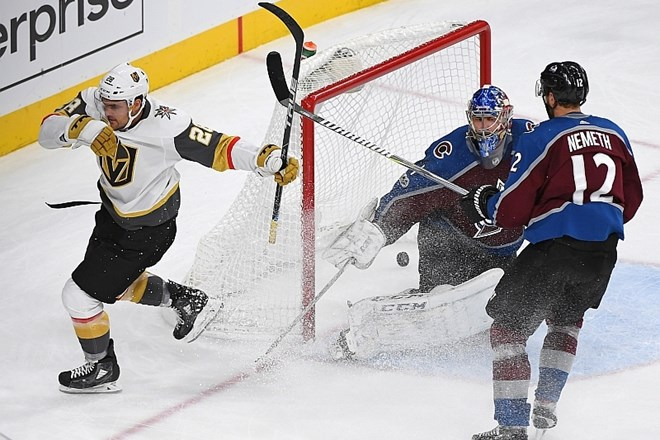 Las Vegas Golden Knights so na začetku sezone v izjemni formi. (Foto: USA TODAY Sports)