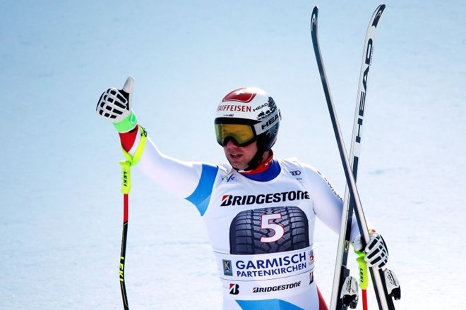 Beat Feuz (Foto: Reuters)