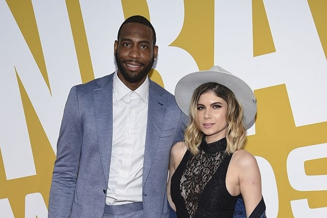 Rasual Butler in Leah LaBelle.