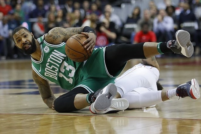 Boston Celtics po podaljšku do zmage nad Washingtonom