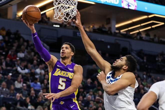 Pred premorom zmaga Denverja in L.A. Lakers