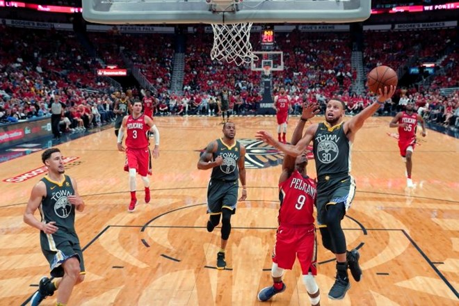 Golden State in Houston na pragu boja za veliki finale lige NBA