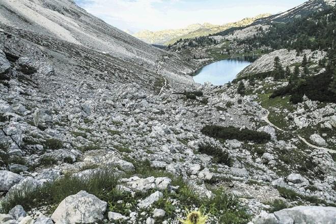 Denacionalizacijski zahtevek za vračilo Doline Triglavskih jezer  Cerkvi v naravi si upravni organi podajajo kot teniško...