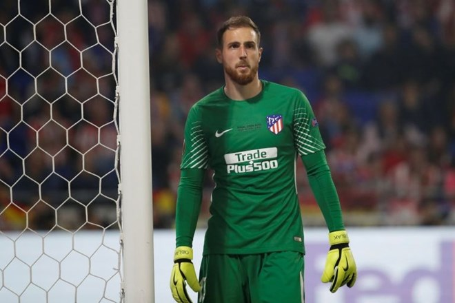 Jan Oblak (Foto: Reuters)