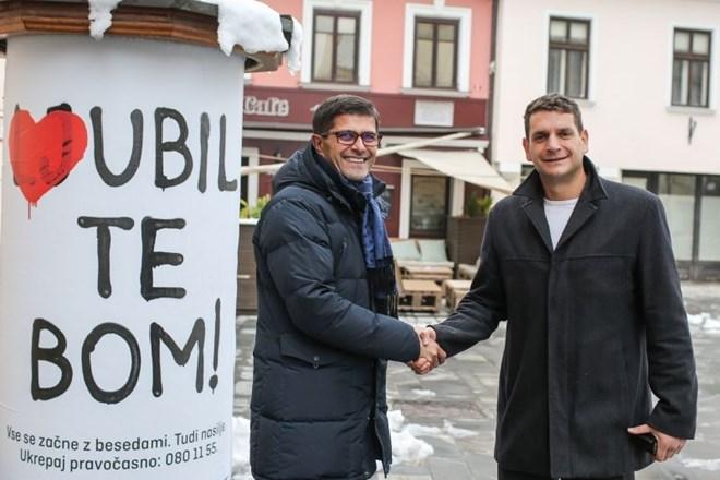 Soočenje kandidatov za župana Kranja  izkušeni Rakovec in ... 085064de07