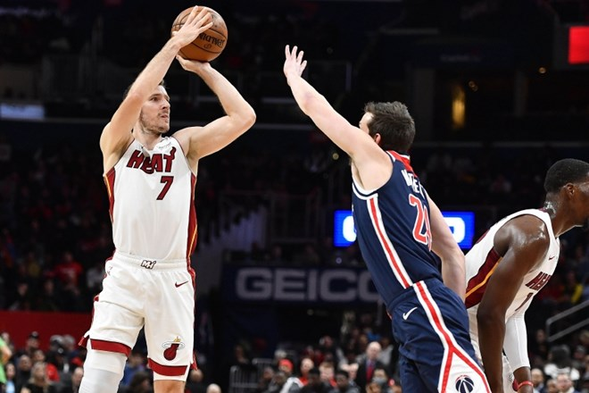 #video Dragić z Miamijem poražen v Washingtonu