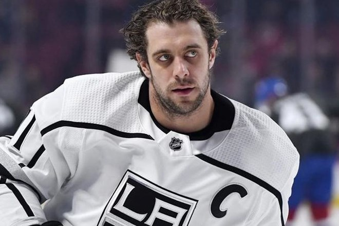 #video Kopitar podal ob zmagi proti Vegasu