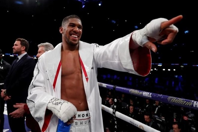 Anthony Joshua (Foto: Reuters)