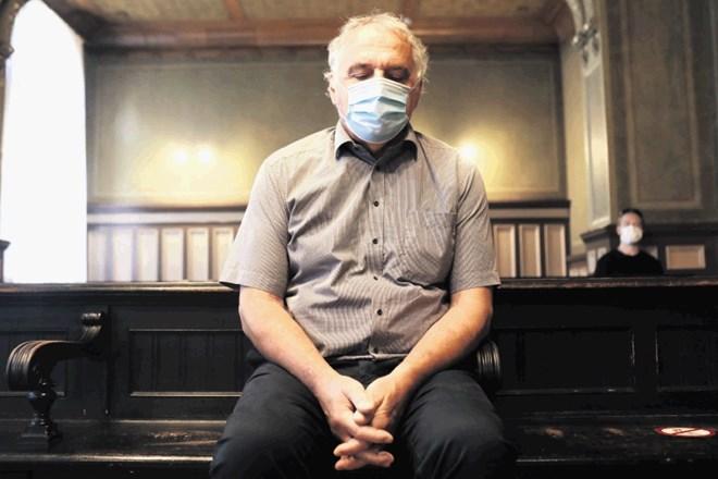 Dr. Milko Novič je bil tokrat na obravnavi tri ure, potem so nadaljevali brez njega.