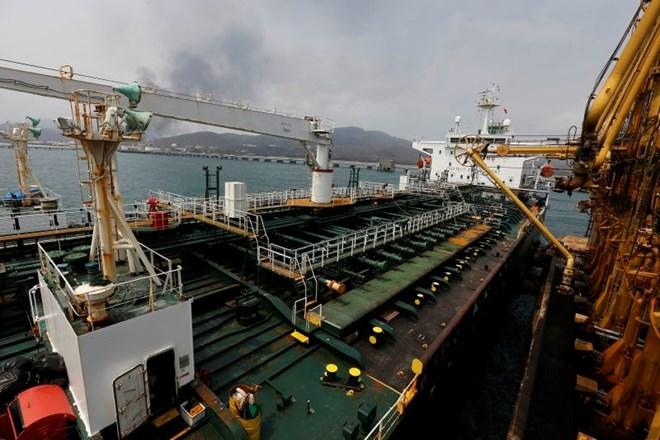 ZDA zaplenile bencin z iranskih tankerjev na poti v Venezuelo