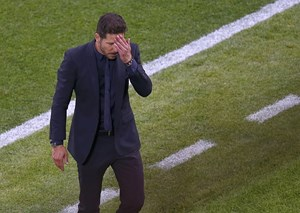 Diego Simeone: Čutim se odgovornega