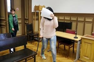 Maja Tanasič, obtožena nekdanja kriminalistka: »Policija marsikaj prikrije«