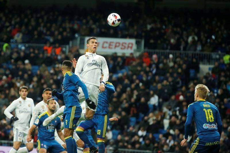 Celta Vigo Realu zadala drugi zaporedni poraz