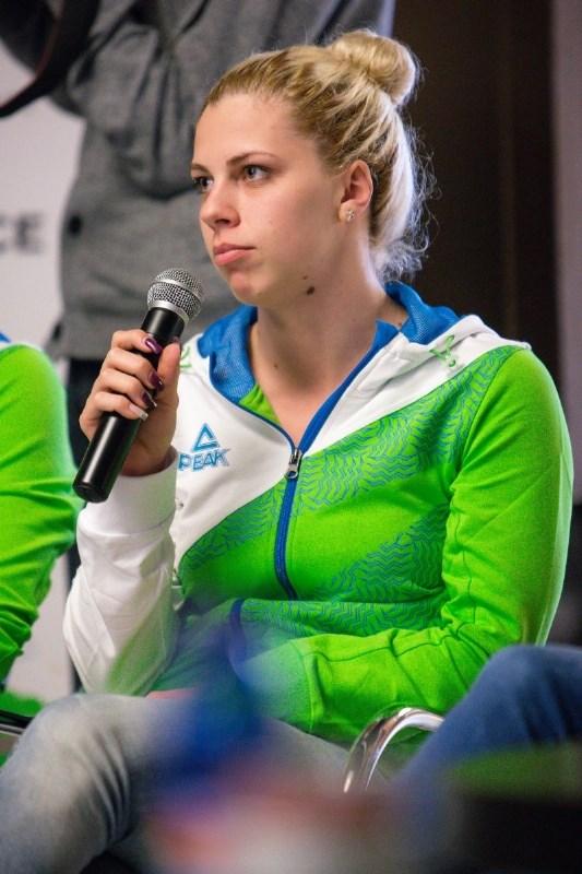 Plavalki Špeli Bohinc zaradi dopinga štiriletna prepoved nastopanja