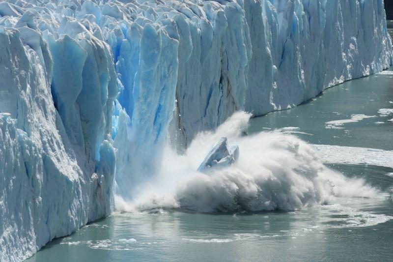 Najhitrejši ledenik na svetu se premakne več kot 40 metrov na dan