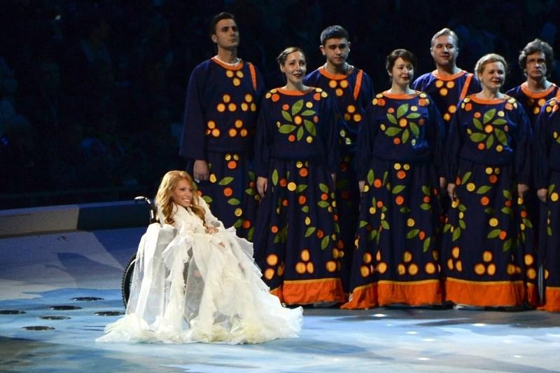 Ukrajina prepovedala nastop ruski predstavnici na Evroviziji v Kijevu