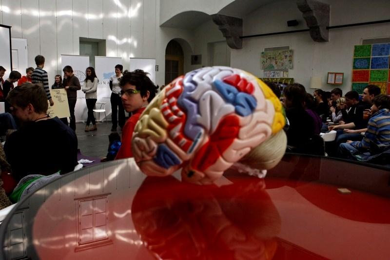 Laboratorij za kognitivno nevroznanost potrebuje raziskovalnega tehnika