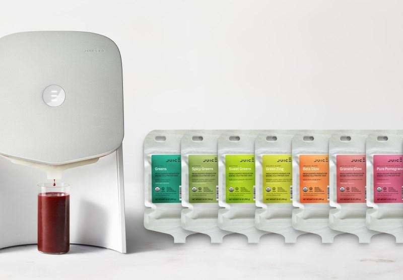 V Silicijevi dolini izdelali povsem nepotreben stiskalnik soka za 400 dolarjev