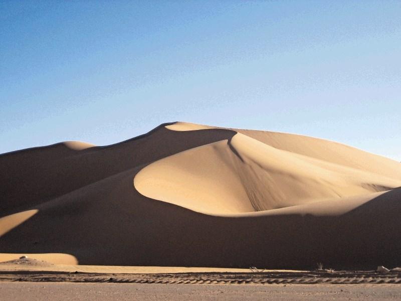 Vodo bomo lahko pili iz puščavskega zraka